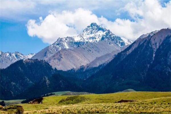 世界十大山脉 天山山脉上榜,第一是雪的故乡
