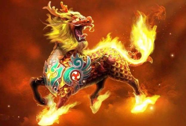 山海经10大最强神兽排行榜 凤凰上榜,饕餮仅列第十