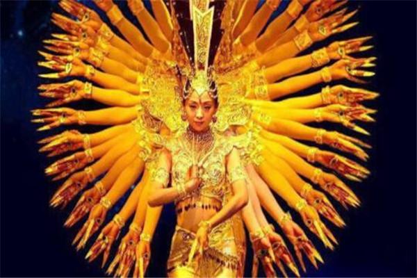 中国十大舞蹈家排名 黄豆豆上榜,第八是肚皮舞皇后