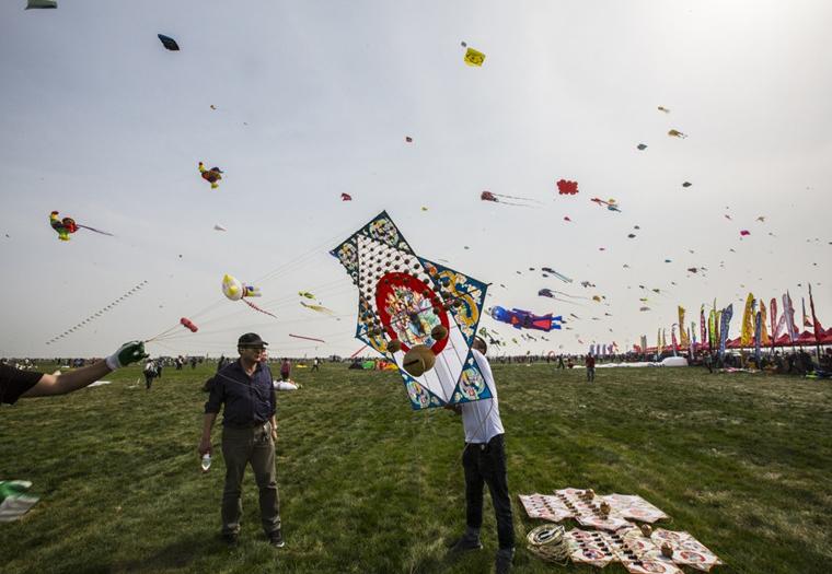 中国四大风筝产地 全部都是北方城市,有你的家乡吗