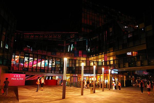 北京十大古街