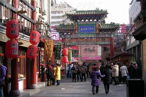 北京十大吃货必去地点 平安大街上榜,王府井名气第一