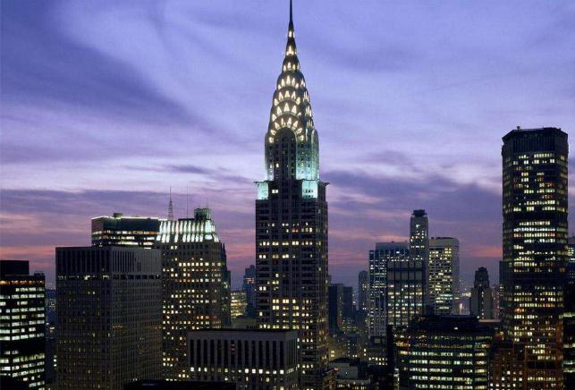 美国十大标志性建筑 自由女神像排第一,时代广场上榜