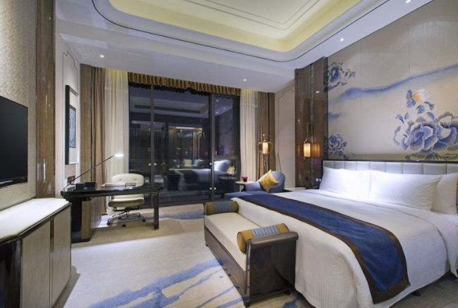 全球酒店集团100强 中国上榜16家,万豪国际位列榜首