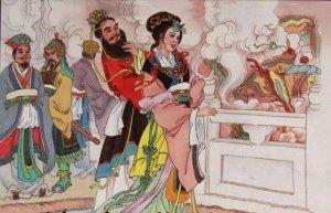 中国古代十大昏君排行榜 万历皇帝上榜 第六被无数人唾骂