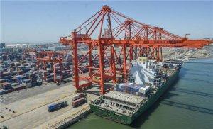全球集装箱港口排名2019 世界五十大集装箱港口排名