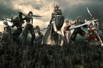 日本最暢銷的角色扮演游戲排行榜 好玩的角色扮演類游戲推薦