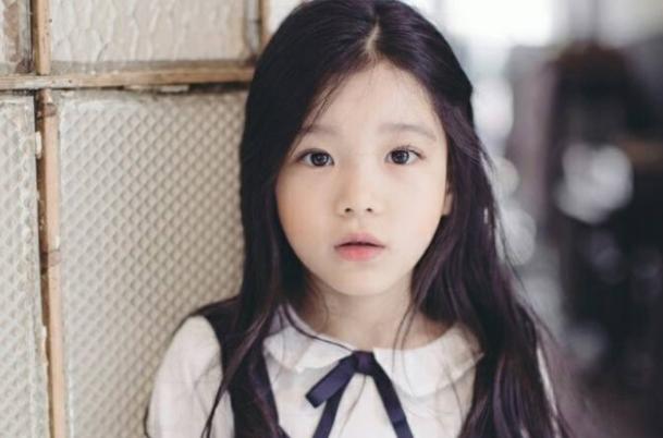 全球五大最美小女孩:年仅10岁的刘楚恬上榜