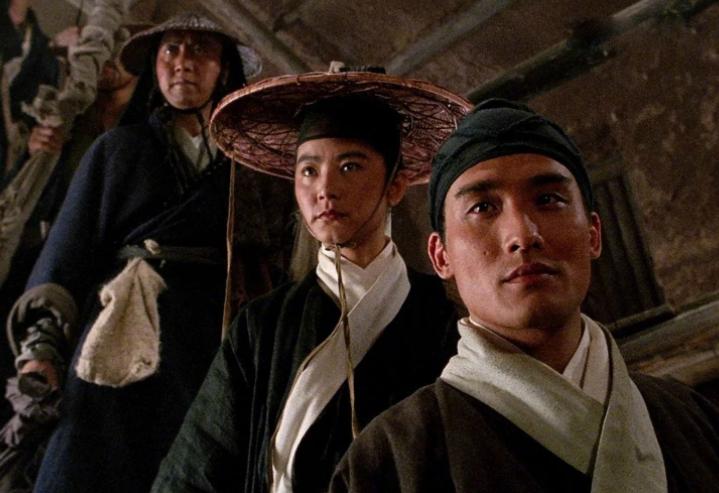 香港五大经典动作电影 精武英雄位列第一,卧虎藏龙上榜