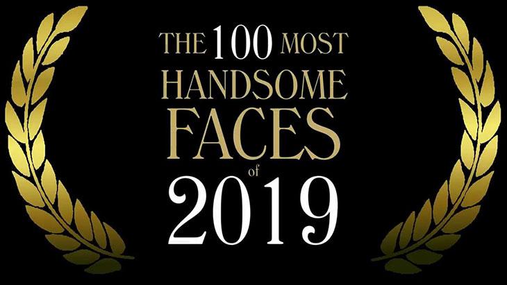 全球最帅面孔2019排名完整名单:肖战第六,田柾国第一