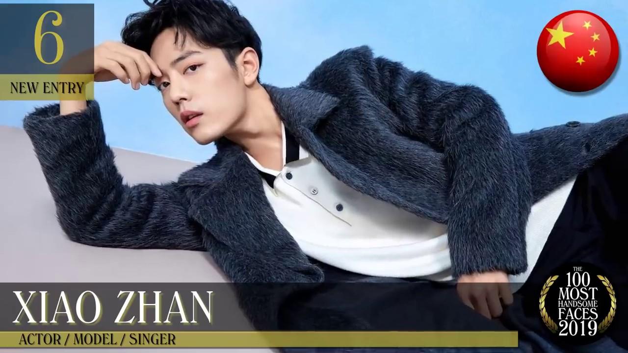 在线中文字幕亚洲日韩最帥面孔2019排名完整名單:肖戰第六,田柾國第一