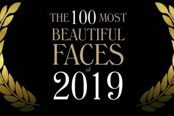 2019年全球百大最美面孔榜单完整版:热巴第34,周子瑜登顶