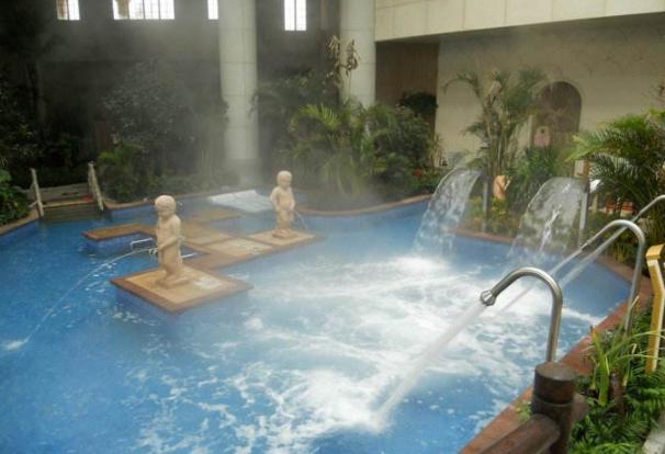 中国四大温泉排行:汤岗子、小汤山、汤山温泉上榜