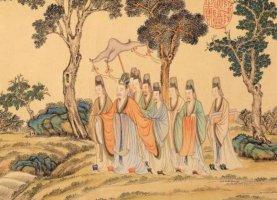 中國歷史十大畫家 唐伯虎上榜