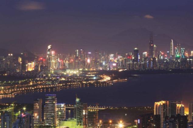 2019中国小康城市前100强排名 深圳市位列第一,小康指数突破150