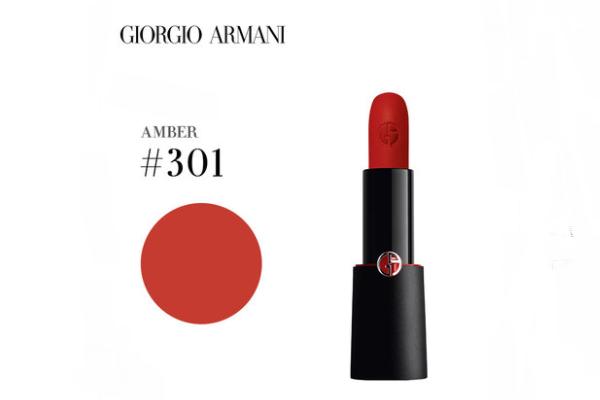阿玛尼口红最火的色号排行榜 405蝉联榜首,每一个都好看到爆