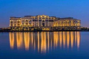 迪拜十大最昂貴的酒店排行榜:范思哲宮殿酒店第一,帆船酒店上榜