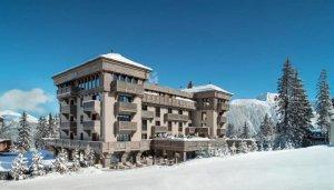世界十大最佳自由滑雪度假村排行榜:瑞士韋比爾W酒店上榜
