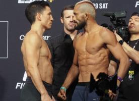 2020年UFC男子蠅量級排行榜完整版:多名巴西格斗家上榜
