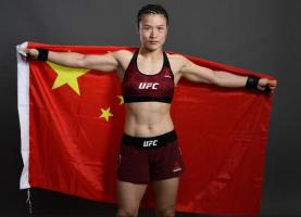 2020年UFC女子雏量级排行榜完整版:张伟丽喜占榜首,乔安娜数次上榜