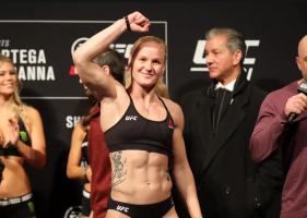 2020年UFC女子羽量级排行榜完整版:劳伦·墨菲上榜,舍甫琴科第一