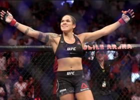 2020年UFC女子轻量级排行榜完整版:阿曼达·纽恩斯第一