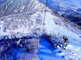 中國十大滑雪勝地排行榜:成都西陵雪山滑雪場上榜,北京有兩處