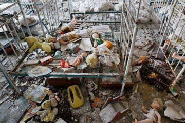 历史上最严重的灾难:切尔诺贝利核泄漏事件位居第一