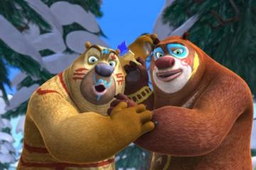 十部小孩必看的動畫片:熊出沒、大耳朵圖圖上榜