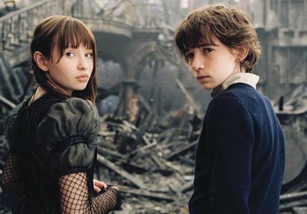 有关小孩子历险的电影排行榜:蕾梦娜和姐姐稳居排行榜第一