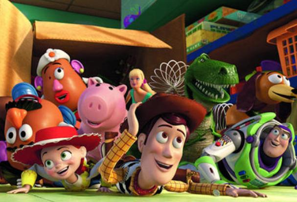 十部值得反复看的动画电影:机器人总动员排名第一,千与千寻第二