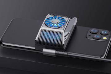 手机散热器十大排名:制冷式手机散热器位居第一