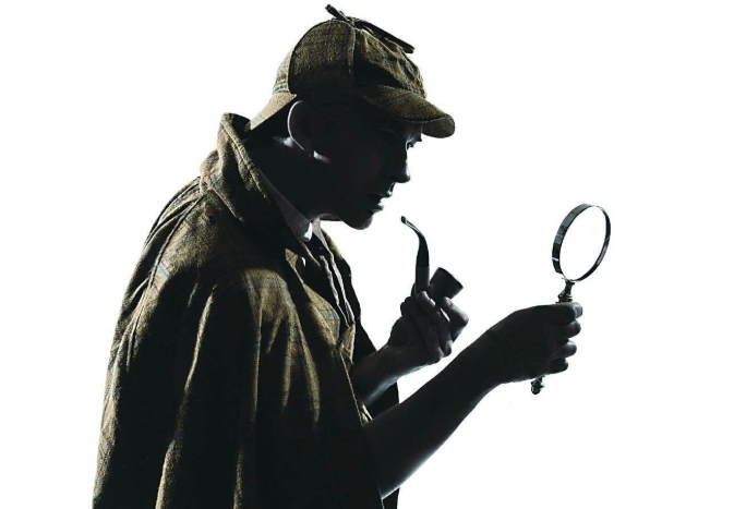 全球十大偵探排行榜 多個知名神探上榜,福爾摩斯知名度最高