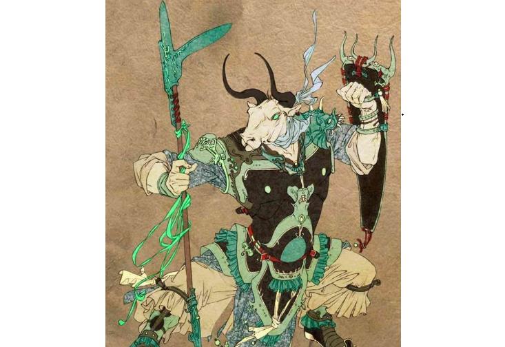 中国十大妖兽排行榜 牛头马面上榜,这些神话你都听过吗