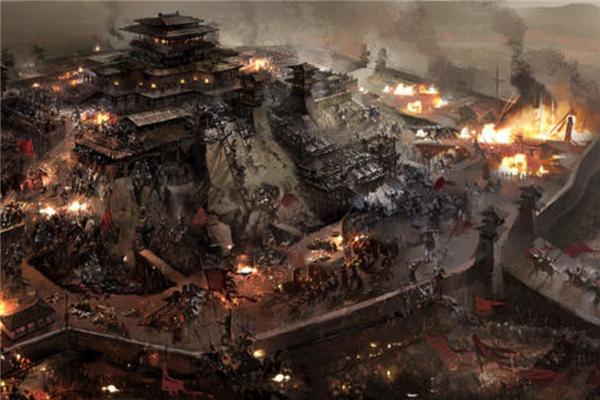 唐朝末年历史_战争最多的朝代排行榜 五代十国战争最多民不聊生_排行榜123网