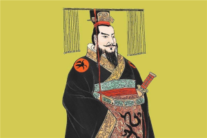 中國最偉大的三個皇帝 秦始皇上榜隋文帝屈居其后