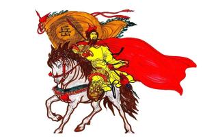 南宋名將排名:嶽飛居中興四將之首,第五病死戰場