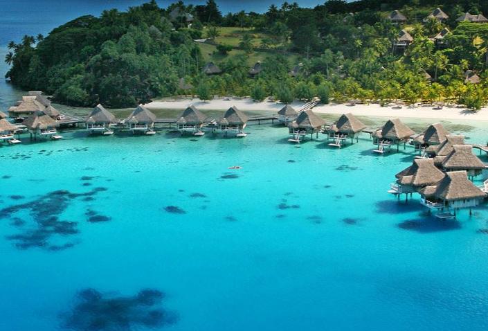 全球最美十大海 第一被称为海上仙岛,夏威夷仅排第九
