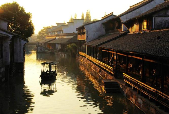 江南四大名镇 驰名中外的古镇风貌,你最喜欢哪一个