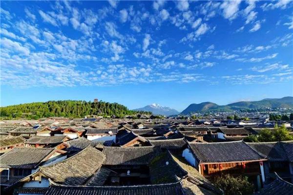 云南最浪漫的五大圣地