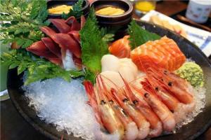 上海日本料理自助餐排名 初花口碑很好需要提前预定