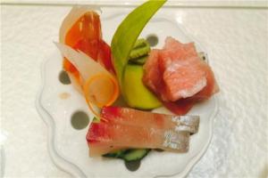 上海十大頂級日本料理 空蟬懷石所有食材空運味道不錯