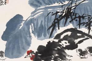 2020中國亚洲久久无码中文字幕书画藝術家排行榜:范曾上榜,第一名近八亿