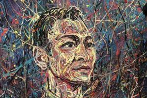 2020免费三级在线观看视频十大油画艺术家排行榜:尚扬上榜,第一名破亿