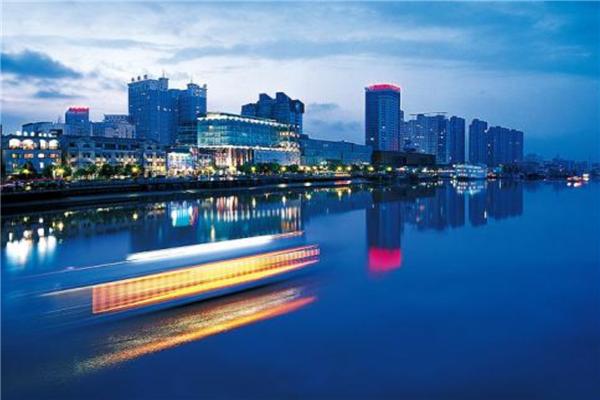 中国十大海滨城市