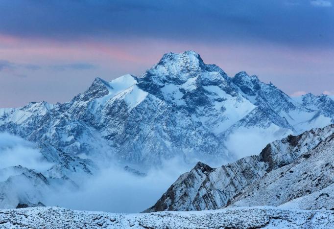 全球十大名山排行榜 珠峰仅列第八,第一位喜马拉雅山