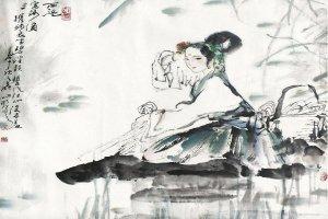 浙江yy苍苍私人影院免费历史名人 西施美丽动人第四现代文学奠基者
