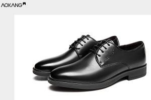 中国男皮鞋十大品牌:奥康上榜,众多总部在温州的公司