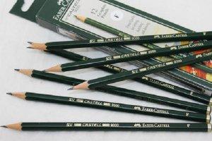 世界十大素描铅笔品牌:中华上榜,第一绘画专业人士必备