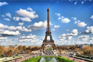 世界旅游城市排名 香港上榜第十 巴黎是浪漫之都和时尚之都
